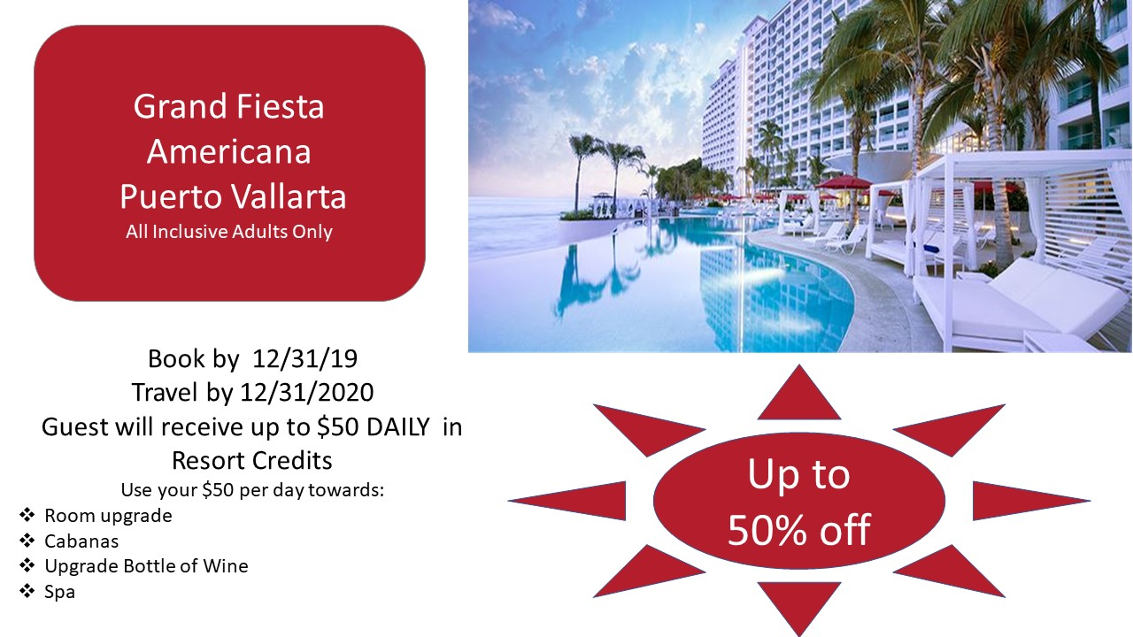 Grand Fiesta Americana -Adults Only All Inclusive