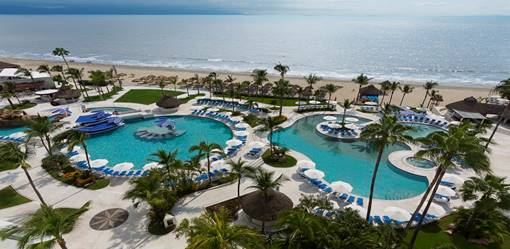 Hard Rock Hotel Puerto Vallarta, Mexico-All Inclusive
