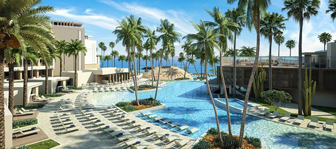 Hard Rock Hotel Los Cabos, Mexico-All Inclusive